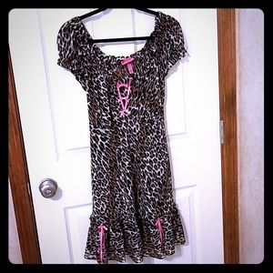 Betsey Johnson Intimates Nightgown & Panties